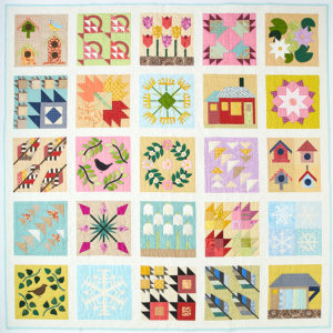 A Month in the Country Quilt Thursday 1st Feb to 22nd March