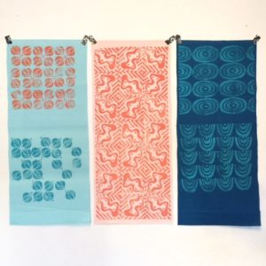 Block Printing with Lucy Engels