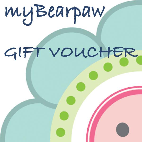 myBearpaw Gift Voucher