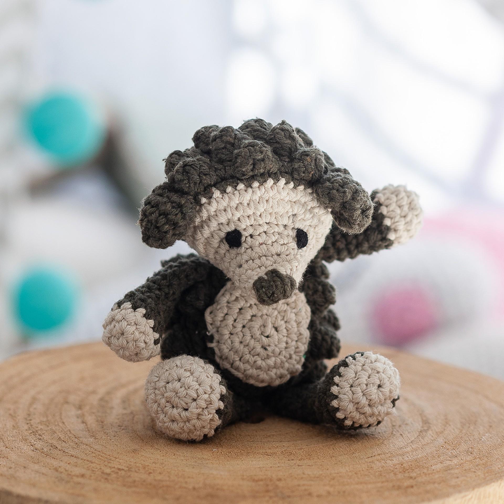 crochet kit - amigurumi llama diy craft kit   1920x1920